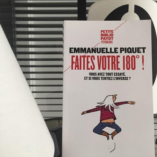 Faites votre 180 - Emmanuelle Piquet