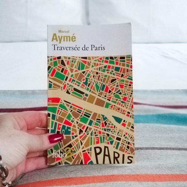 Lecture La traversée de Paris à l'Hôtel Marcel Aymé à Paris