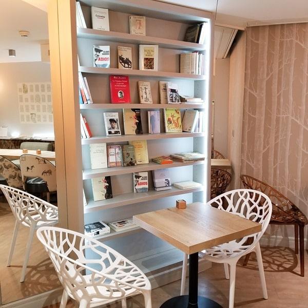 Littérature- hotel-Marcel Aymé-Paris