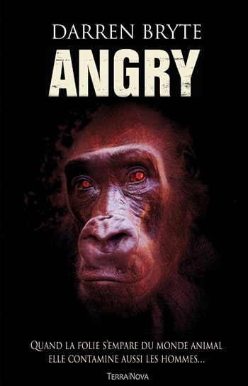 Darren Bryte - Angry