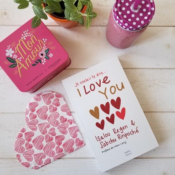 Je voulais te dire ...I LOVE YOU - Isalou Regen & Sabchu Rinpoché