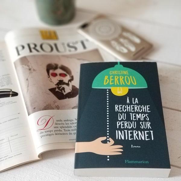 Christine Berrou - A la recherche du temps perdu - Emma Perié - Livresalire