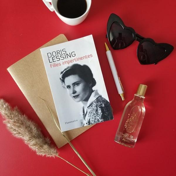 Filles impertinentes -Doris Lessing -Emma Perié - livresalire