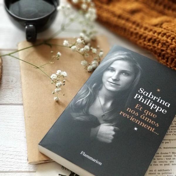 Sabrina Philippe - Et que nos ames reviennent -Emma Perié - Blog livresalire