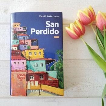 David Zukerman - San Perdido - Blog Littéraire Emma Perié