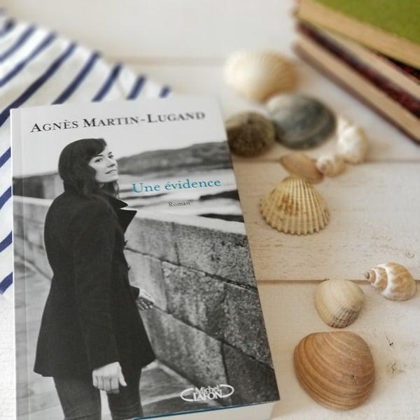 Une évidence -Agnès Martin Lugand - Emma Perié blogueuse Littéraire