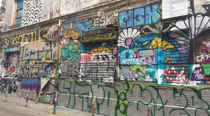 Visite Paris Streetart Belleville (3)