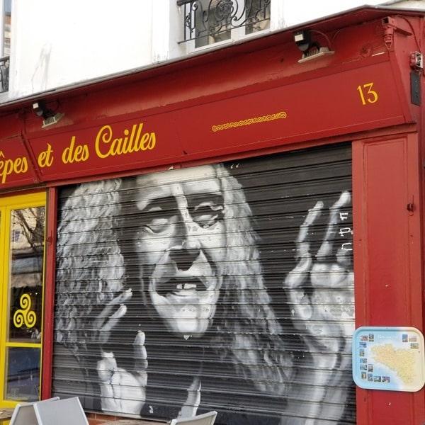 Visiter Paris - Butte aux cailles