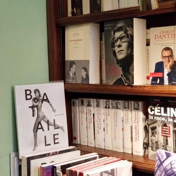 La Belle Hortense - café, bar, cave librairie