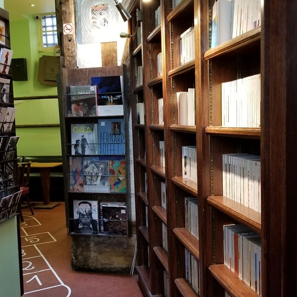 La Belle Hortense - café, bar, cave littéraire (5)