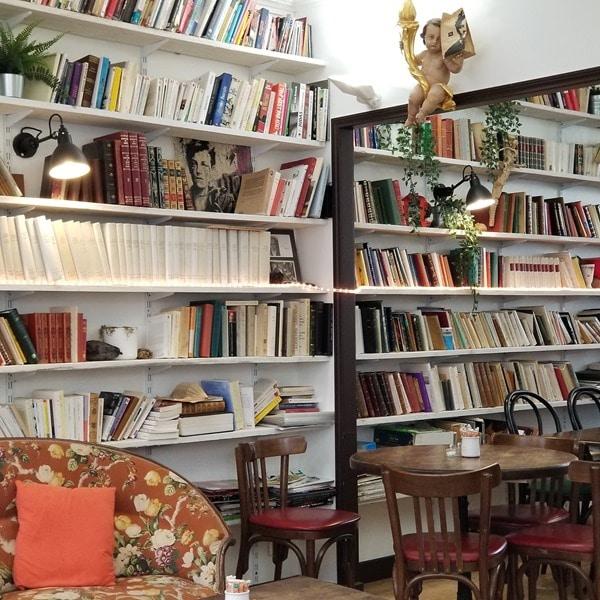 Paul et Rimbaud - Café littéraire