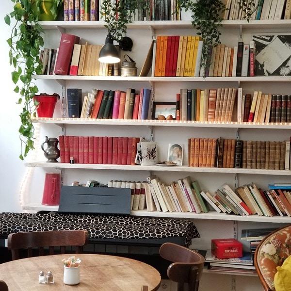 Paul et Rimbaud - Café littéraire - Bruncher