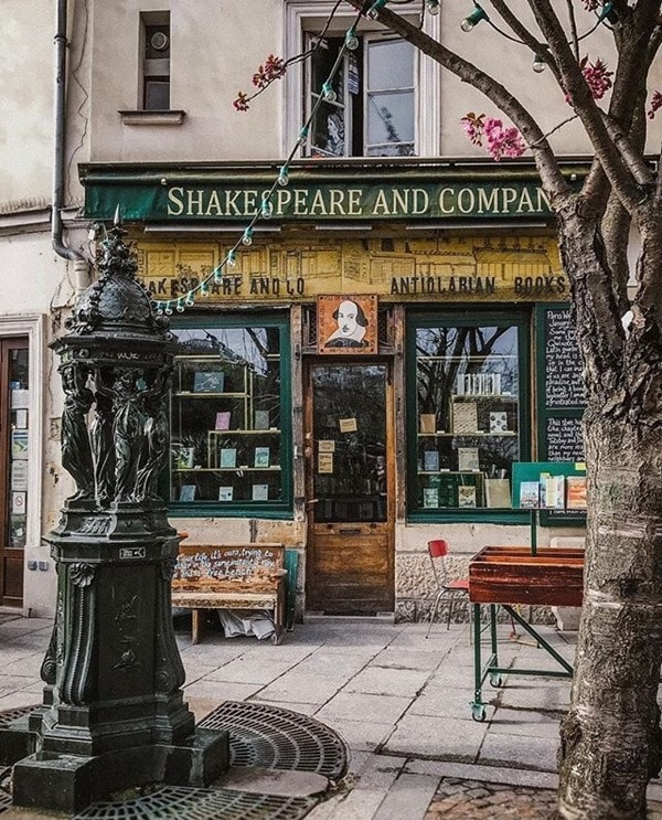 Shakespeare et compagnie Littérature Paris Librairie