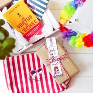 BOX LITTERAIRE - développement personnel - blogueuse littéraire