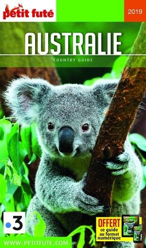 Guide voyage Australie - petit futé-voyager en australie