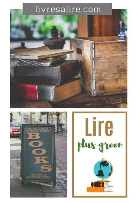 influenceur littéraire - lire plus green