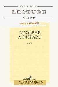 Adolphe- Eric Metzer - Blog littéraire