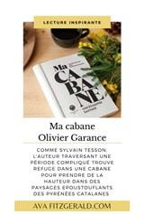lecture inspirante ma cabane olivier garance
