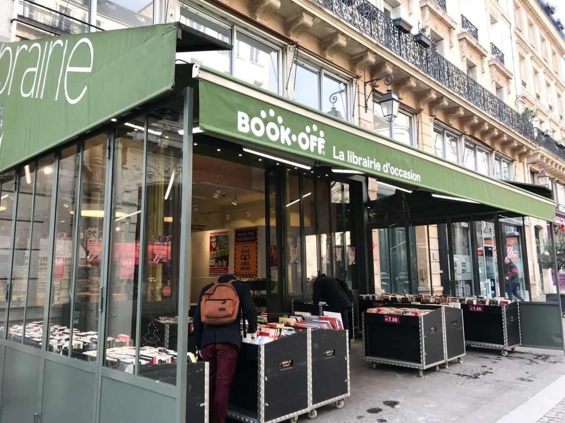 Acheter des livres d'occasion Paris