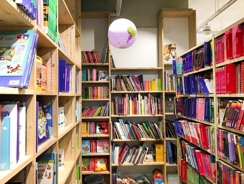 Lectures jeunesse en livres d'occasion Paris