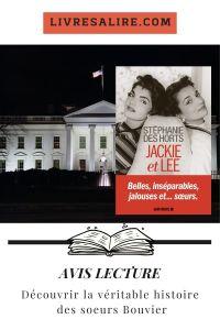 Blog littéraire avis lecture Jackie et Lee - Stéphanie Des Horts