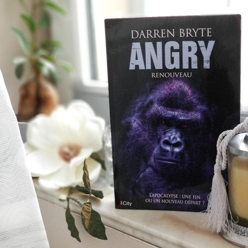 Darren Bryte -Angry