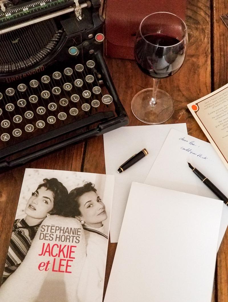 Livre- jackie et lee -Stephanie des horts