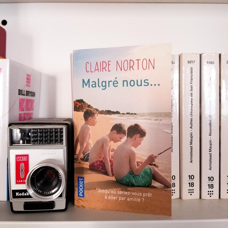 Claire Norton - malgré nous