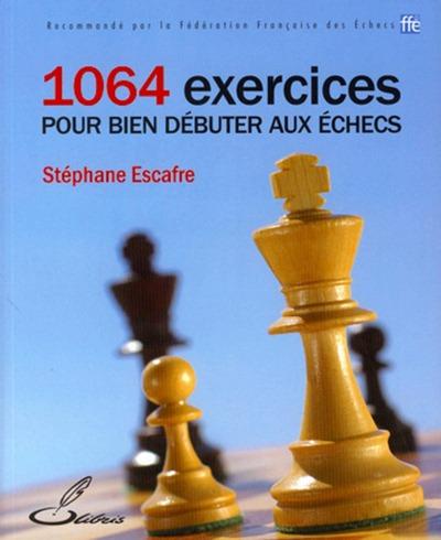 1064 exercices d'échecs