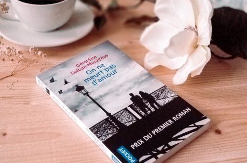 On ne meurt pas d'amour - livre Géraldine Dalban-Moreynas