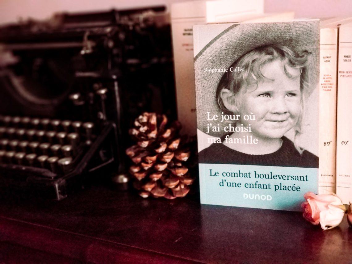 Stephanie Callet - témoignage livre