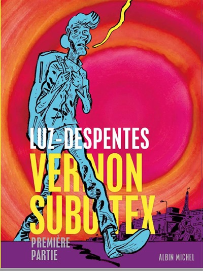 Vernon Subutex - T1 BD