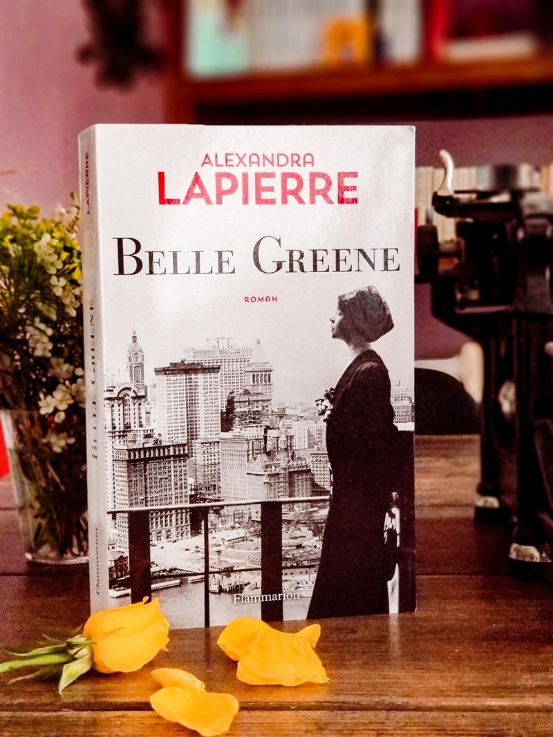 Belle Greene - Alexandra Lapierre