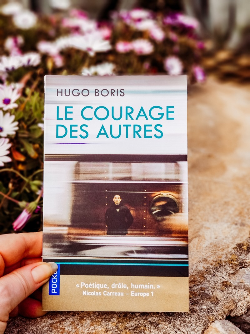 Hugo Boris - le courage des autres