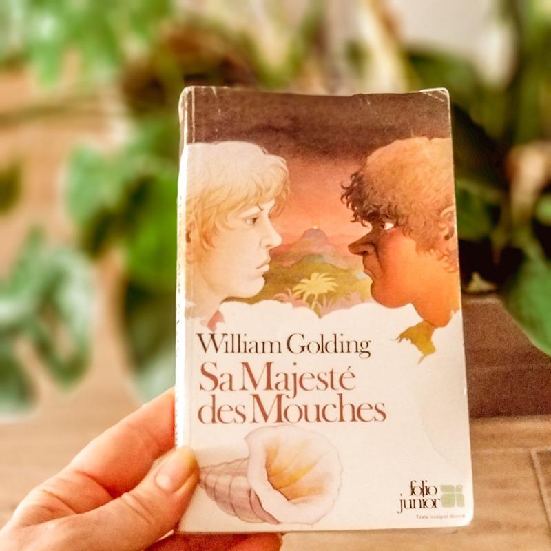 William Golding - Sa majesté des mouches