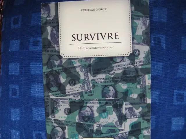 livre : attitude dans le survivalisme
