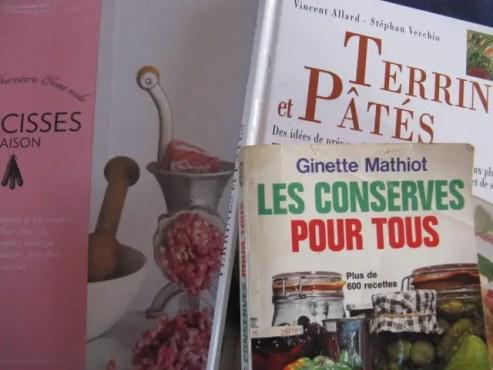 Livres incontournables de recettes charcuterie maison