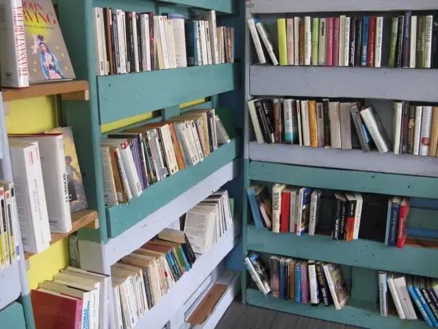 livres bibliothèque