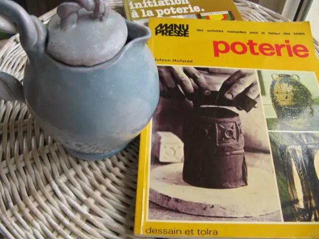 meilleurs livres sur la poterie