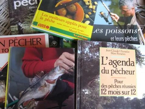 livres sur la peche en rivière