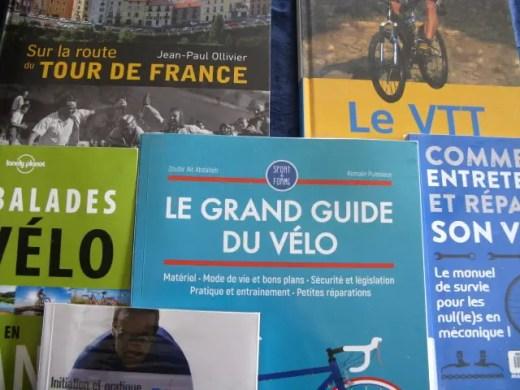 meilleur livre sur le vélo