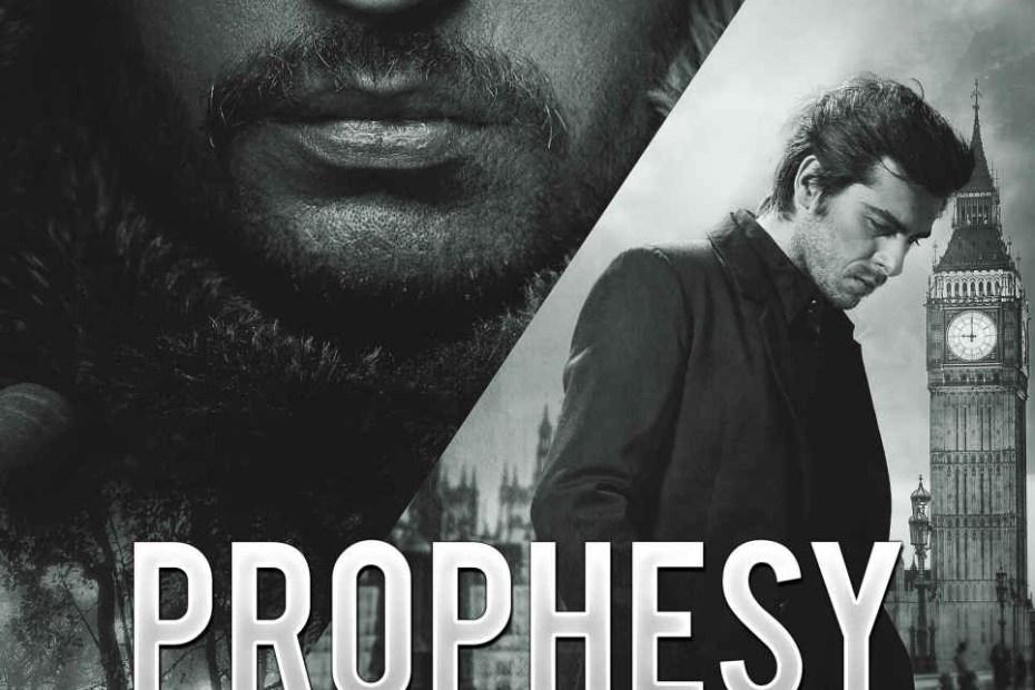 """Couverture """"Prophesy"""""""