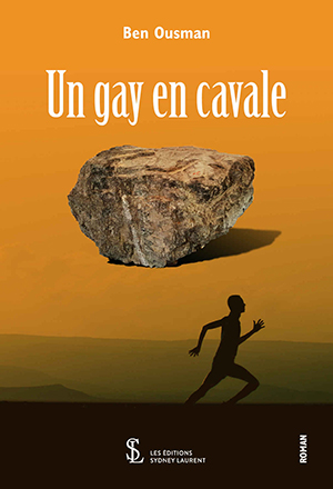 "Couverture de ""Un gay en cavale"""