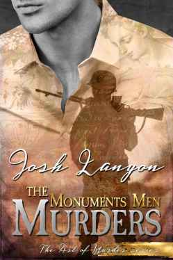 "Couverture de ""The Monuments Men Murders"""