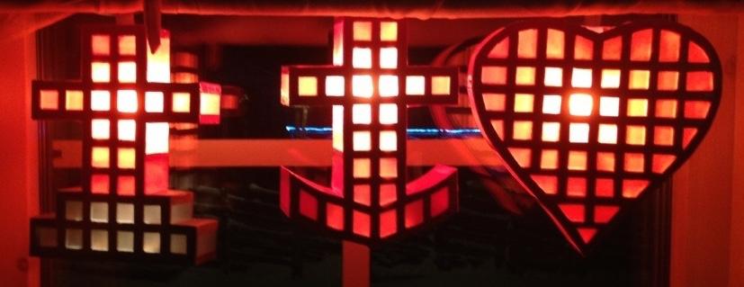 Tro, hopp och kärlek - jultradition från JAkobstad