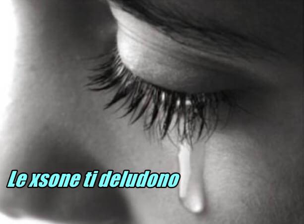 Filippo Argenti mi ai popio deluso!!!