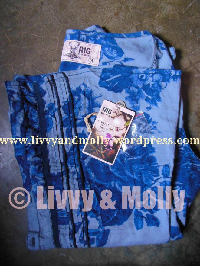 Livvy & Molly