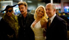 Pamela Anderson was also there, along with the host, Benedikt Taschen, Amber Rose & photographer David LaChapelle.