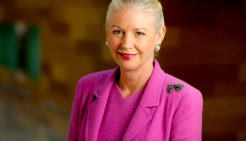 Dr C. Noel Bailey Merz, Cedars-Sinai Hospital, who heads up the Women's Health Center.
