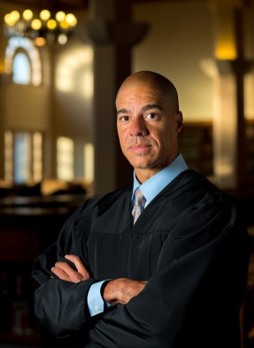 Judge Paul Watford, 9th Circuit Court in Pasadena, who was on President Obama's short list for the Supreme Court.